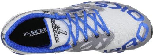 Grey Racer Brooks Royal T7 Leichtathletikschuhe White Unisex Erwachsene FYS5w1q