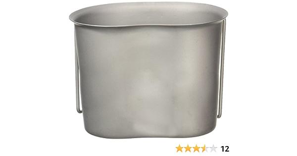 Mil-Tec - Marmita para cantimplora con Asas (500 ml)