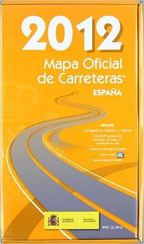 Mapa Oficial de Carreteras 2012. Edición 47.: Amazon.es ...