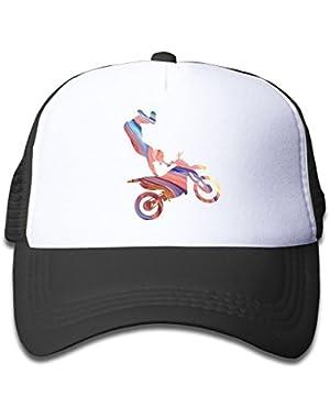 Motocross Colortone Kids Baseball Cap Cute Hat