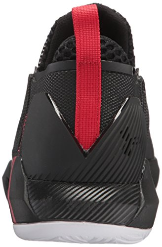 Scarpe Drive UA Nero Under Low Basket 4 da Armour Uomo EHxwX