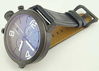 0a55d9f75adab Pagani Motif 50 mm PVD Coque Mouvement à quartz japonais chronographe  montre pour homme avec toutes les marques de Blanc de qualité supérieure  1080: ...