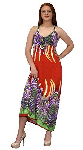 Zebra Print Maxi Dress - 3