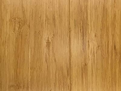 Handsculpted Strandwoven Honey 1/2 in. x 5 x 72-3/4 in. Length Tongue & Groove Engineered Bamboo Flooring (19.92 sq. ft./case)