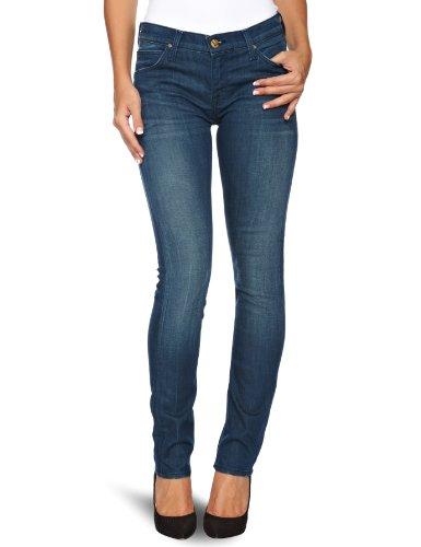 jade Blue jeans femme slim Lee Meadow UO1wTOq