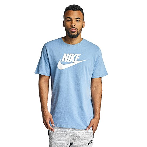 white and light blue hoodie men - 9