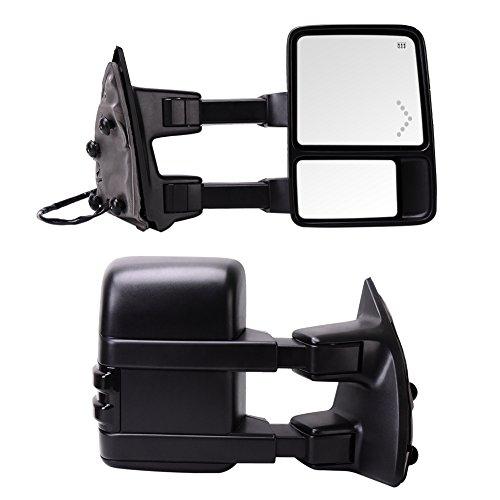 Side Mirror Led Turn Signal Arrow Lights in US - 5
