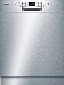 Bosch SMU58L15EU Geschirrspüler / 60 cm / Unterbaugerät / Serie 6