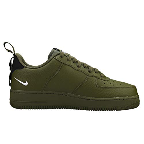 Canvas Nike 300 Force white Lv8 olive 1 Utility Scarpe Air Uomo Fitness tour Yellow '07 black Oliva Verde bianco Da nero giallo qa5xrTq1