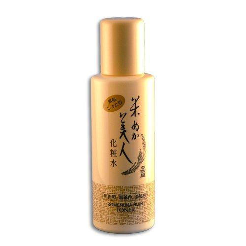 Komenuka Bijin Skin Lotion/Toner, 4-Ounce
