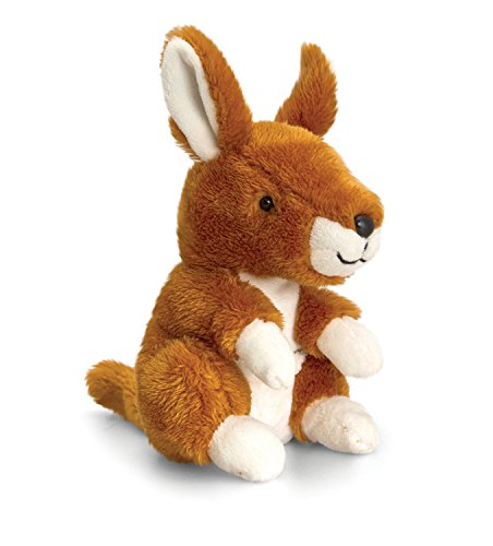 Keel Pippins Kangaroo Soft Toy 14cm - Band New