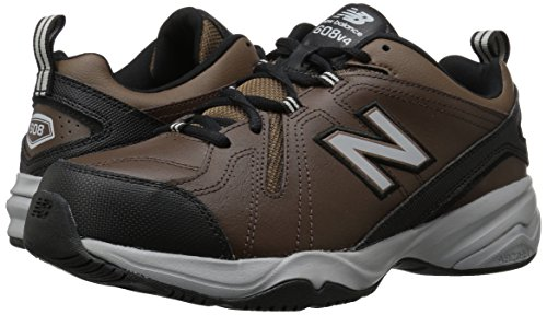 New Balance Men's MX608v4 Training Shoe, Chocolate Brown, 7.5 4E US by New Balance (Image #6)