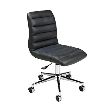 Pastel HW-164-CH-979 Hawthorne Office Chair, Black
