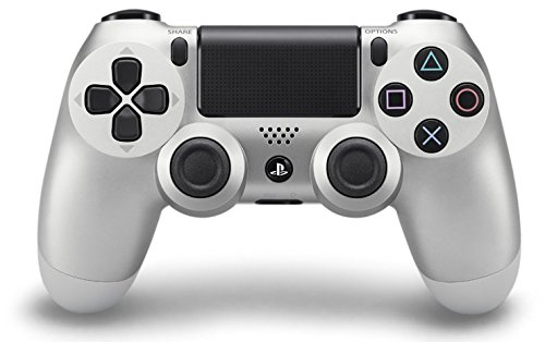 DualShock 4 Wireless Controller for PlayStation 4 - Silver [Old Model]