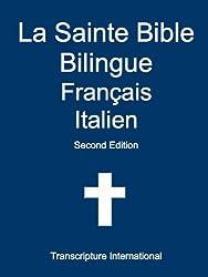 La Sainte Bible Bilingue Français Italien