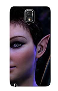 Crazinesswith Faddish Phone Smiling Elf Case For Galaxy Note 3 / Perfect Case Cover