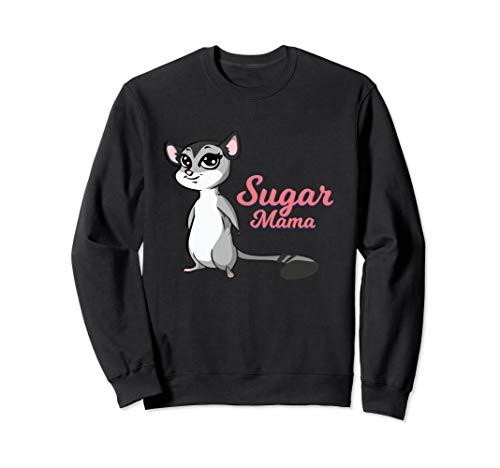 Sugar Glider Mama Sweatshirt I Pet Owner -