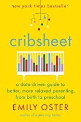 """The instant New York Times bestseller!From the author of Expecting Better, an economist's guide to the early years of parenting.""""Many parents will likely find reading it a huge relief from the scare stories that seem to pop up everywhere thes..."""