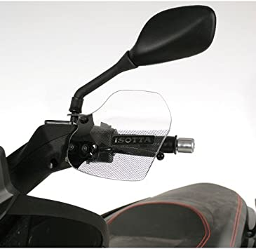 Paramanos Yamaha TMax 500//530 15 Isotta ahumado