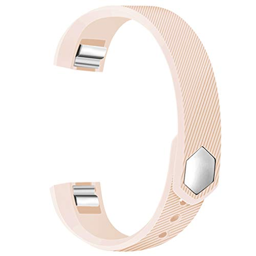 POY for Fitbit Alta Bands and for Fitbit Alta HR Bands, Small Large Replacement Wristband Sport Bands for Fitbit Alta HR and Fitbit Alta]()