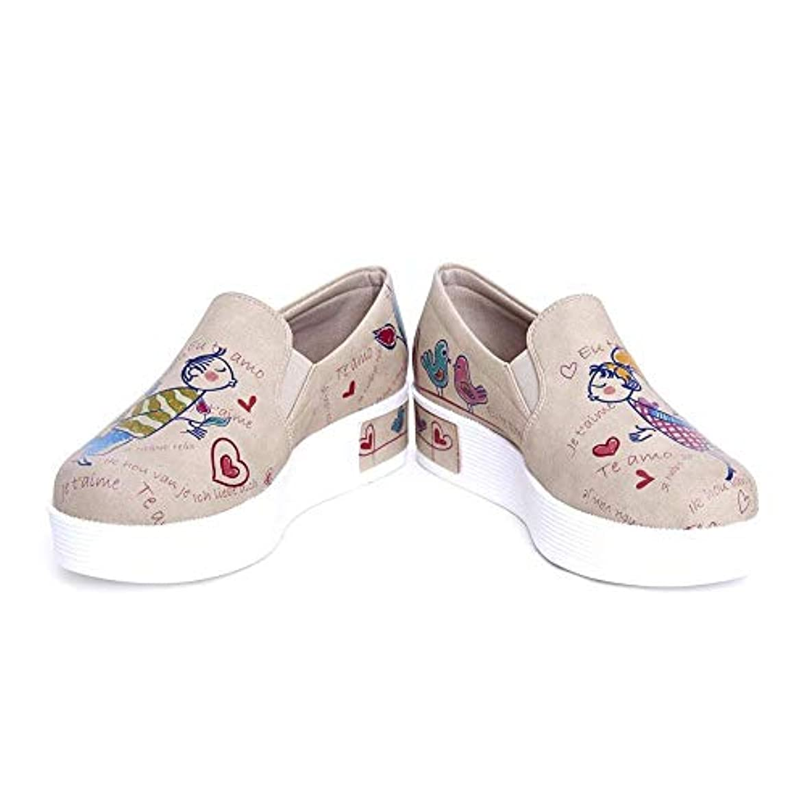 Goby - Vn4203 Sneaker Basse Donna