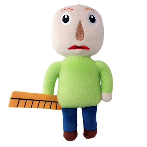 Helen-Sky Baldis Basics in Education and Learning Plush Toys Cuddly Soft Stuffed Toys Doll 10 (B)