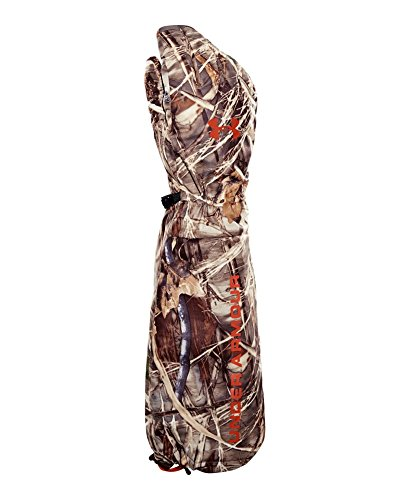 Under Armour Men's Skysweeper Decoy Glove, Realtree Max, Medium