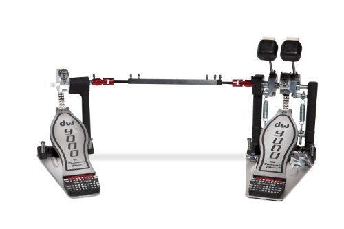 DW 9000 Double Bass Pedal w/ Bag (Conversion Double Pedal)