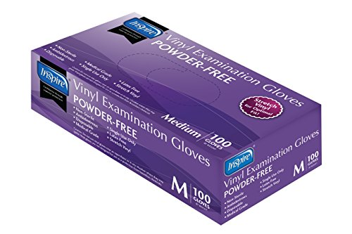 inspire-exam-grade-powder-free-stretch-vinyl-gloves-medium-100-count-pack-of-10