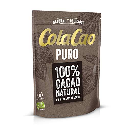 ColaCao Puro:100% Cacao Natural y Sin Aditivos – 250g