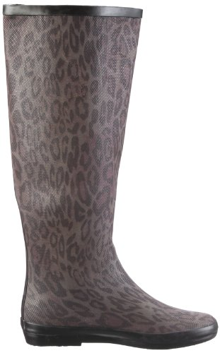 Marron Women's Be Only Boots Gray Noir Grau Reptilium Botte v8tnxrUq8
