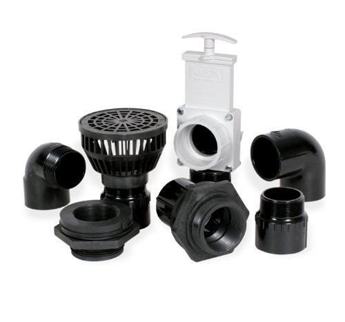 Atlantic Water Gardens Bottom Drain Kit for Ponds