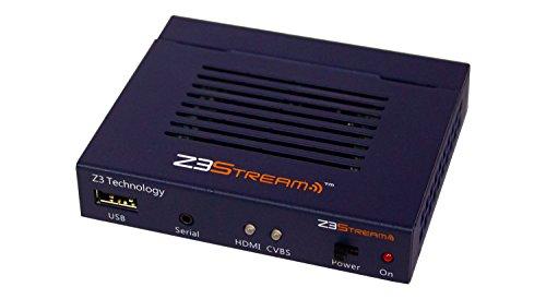 Z3Stream H.264 1080p60 Video Encoder