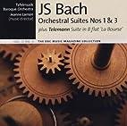 JS Bach- Orchestral Suites Nos 1 & 3 &…