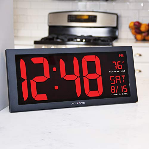 Buy digital wall clock