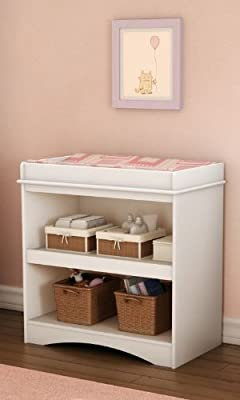 South Shore Peek-a-boo Changing Table