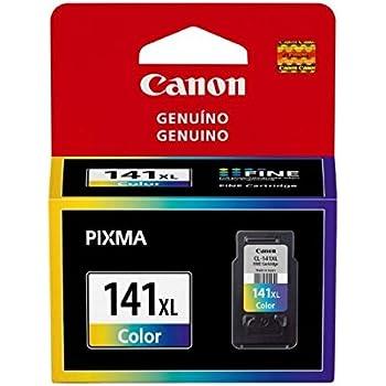 Canon Cartucho De Tinta Pixma Pg 140 Xl Negro Amazon Com