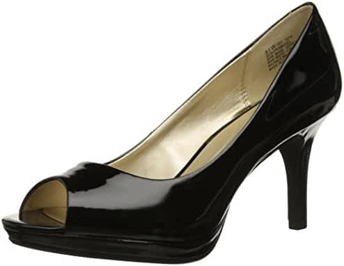 Bandolino Women's Supermodel Synthetic Dress Pump
