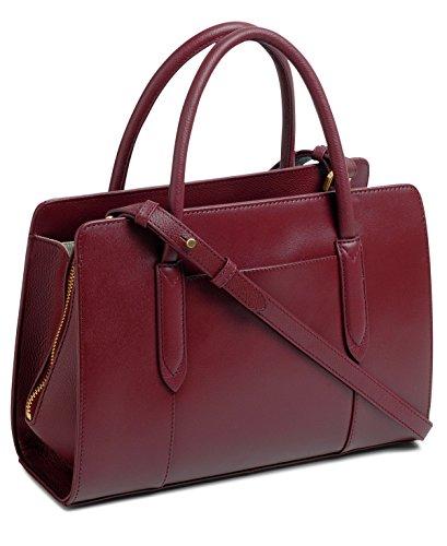 Radley Liverpool Street Handtasche bordeaux