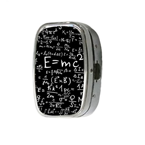 albert-einstein-math-equations-2-piece-customize-unique-silver-square-pill-box-medicine-tablet-organ