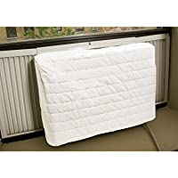 Carol Wright Gifts Quilted Air Conditioner Cover, Size Medium, Size Medium