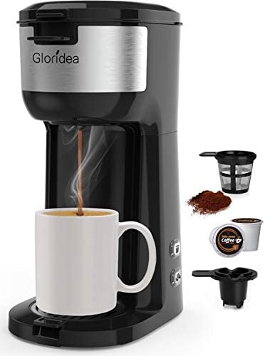 Single Serve K Cup Coffee Maker