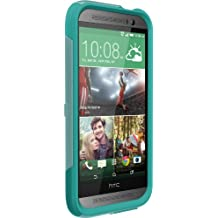 OtterBox Commuter Case for HTC One M8 - Retail Packaging - Aqua Sky (Discontinued by Manufacturer)
