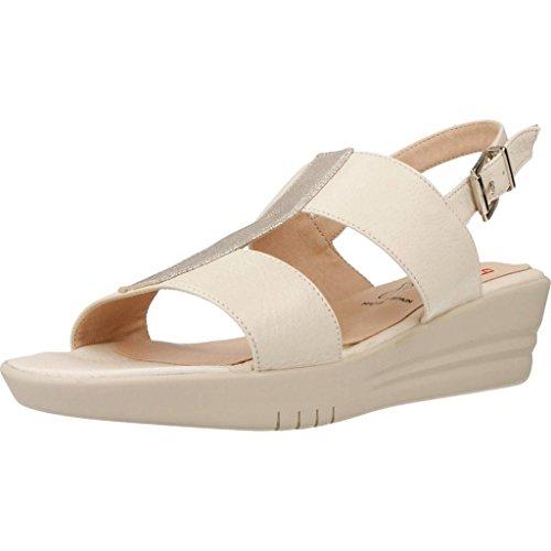 Le Per Beige Per E Ciabatte E Sandali Beige Pantofole 17086 Di Donne Mikaela Donne Le Marca Colore Beige Sandali Modello FtIpq1