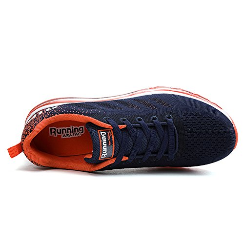 Outdoor Homme Gym Femme Orange Course Fitness Running De Sneakers Sports Chaussures Shoes Baskets xAwWnvUwY