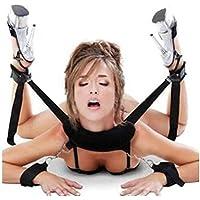 Cosplay Hand & Tobillo Cuffs Strap Kit