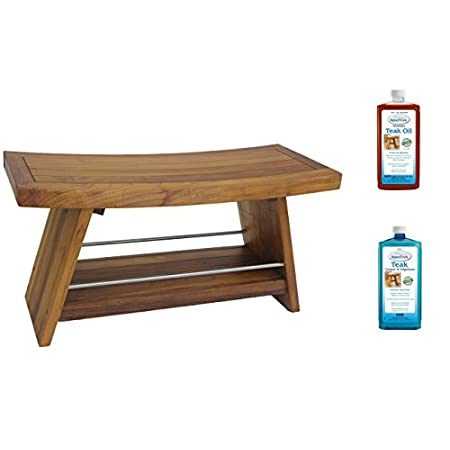 41zzNJCd29L._SS450_ 100+ Outdoor Teak Benches