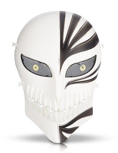 [OFTEN Dead Skull Airsoft Full Face Protective Mask Gear For Airsoft/BB Gun/ CS War Game Halloween] (Deathstroke The Terminator Costume)