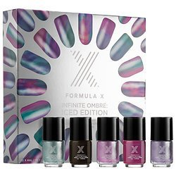 Formula X Infinite Ombre: ICED EDITION - Nail Polish Set (Limited Edition) - Ombre Nail Polish