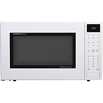Amazon.com: Sharp SMC1585BS 1.5 cu. Horno de microondas con ...
